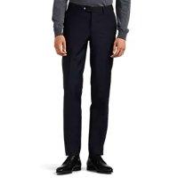 Barneys New York 男士羊毛混纺长裤