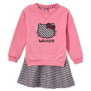 低至2.5折 封面卫衣连衣裙$12.99最后一天:Hello Kitty 周边产品热卖 女童内裤平均$1.71