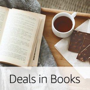 满额立减$5 + 免邮Amazon 自营书籍限时大促 哈利波特书籍特价