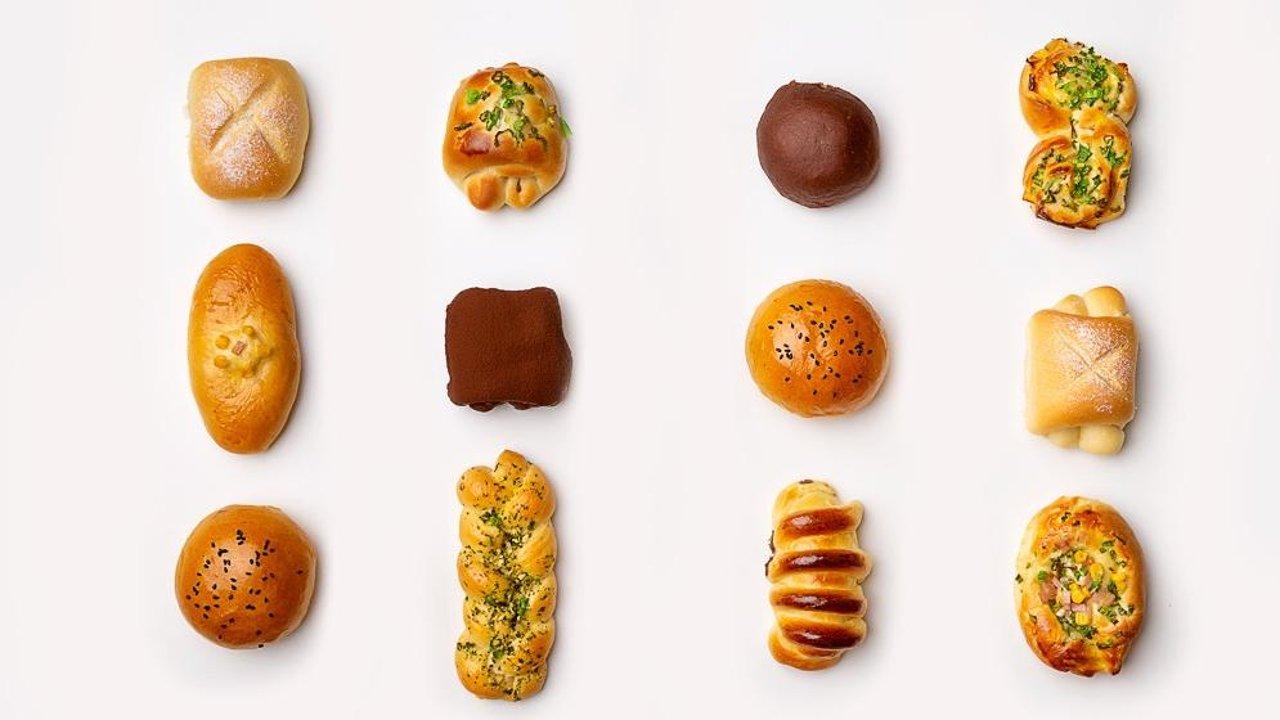 新手指南:10种口味面包一次搞定