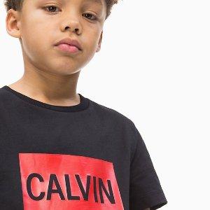 Up to 72% OffKids Sale @ Calvin Klein