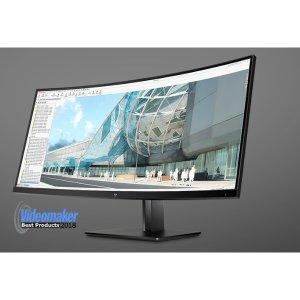 $1970(原价$1999)HP Z38c 21:9 1600P  曲面显示器
