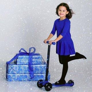 8.5折 明星宝宝御用Micro 瑞士米高儿童滑板车及配件促销