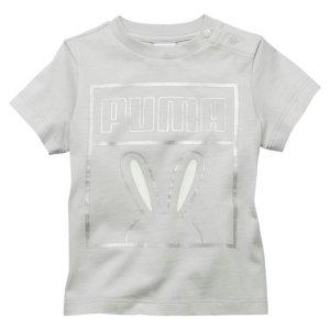 Puma儿童兔子造型T恤