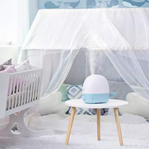TaoTronics 可爱鲸鱼宝宝加湿器 呵护宝宝的每一次睡眠
