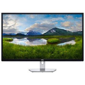 $279.99(原价$549.99)Dell 32'' 2K 60Hz 1ms 电竞显示器 接口齐全 内置扬声器
