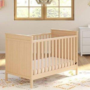 $104.99起史低价:Storkcraft 3-合-1 多功能婴幼儿床