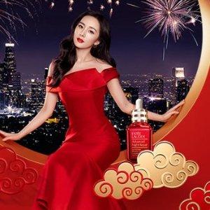 Estee Lauder 新年限量上新 红红火火超美腻