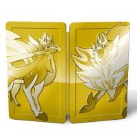 Nintendo 《宝可梦 剑盾合集 金色铁盒收藏版》Switch 实体版