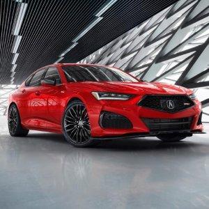 3.0T Type S 重出江湖2021 Acura TLX 运动轿车发布