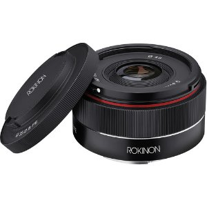 $259Rokinon AF 35mm f/2.8 FE for SONY E Mount