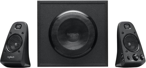 Logitech Z623 400瓦 2.1声道THX认证多媒体音箱