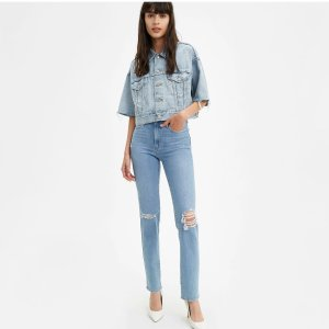 Levi's724 High Rise Straight Women's Jeans