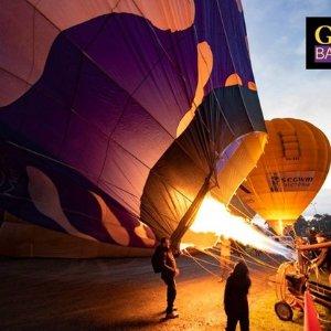 $288 俯瞰美景Go Wild Ballooning 热气球之旅