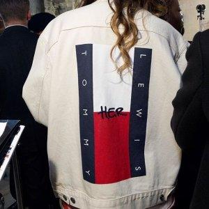 Tommy Hilfiger 复古风潮来袭,好价收经典卫衣、白Tee