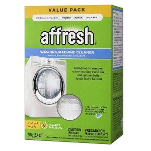 $10.19Affresh Washer Machine Cleaner, 6-Tablets, 8.4 oz