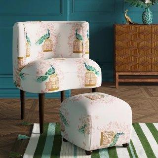 额外7.5折,$89收封面沙发椅Target 精选高颜值家具清仓促销