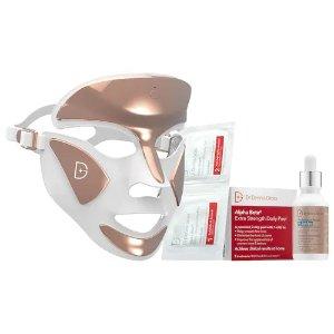 Dr. Dennis Gross Skincare祛痘抗老!FaceWare Pro美容面具+焕肤套装