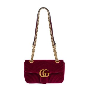 GucciGG Marmont 斜挎包