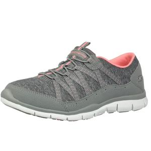 $33.06起(原价$85)Skechers 女士休闲一脚蹬运动鞋 黄金码 US7