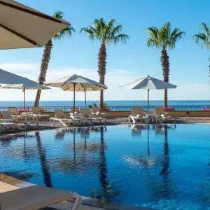 全场立减$300 豪华度假村$147起墨西哥洛斯卡沃斯全包度假酒店超值促销