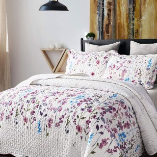 Bedsure 床品2件套,被子枕套