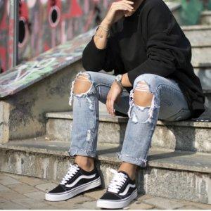 黄金码秒杀¥267VANS  Filmore Decon 女款休闲鞋