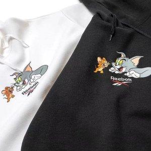 童年回忆 即将公开发售Reebok X 猫和老鼠 极致可爱街头风 服饰鞋履全收下