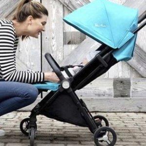 $299起+免税 收可带上飞机的Jet黒五价:Silver Cross 欧洲皇室专用童车、睡篮套装等产品促销