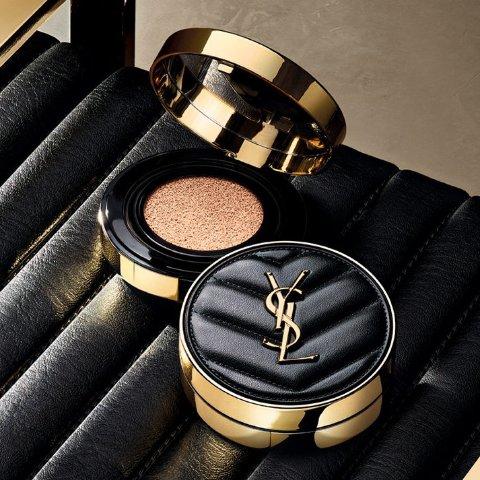 无门槛7.2折 套装也参加!黑五好价:YSL 彩妆护肤 get皮气垫、夜皇后精华、香氛套装