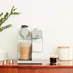 限时秒杀¥1034史低价:Nespresso Lattissima Touch 全自动胶囊咖啡机