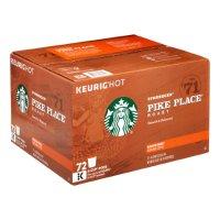 Starbucks Medium Roast 咖啡胶囊72颗