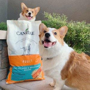 店内免费领取Petco CANIDAE 任意7磅狗粮