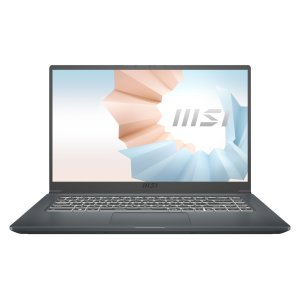 MSI Modern 15 Laptop (i7-1165G7, 16GB, 512GB PCIe4)