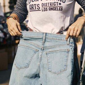 低至$9.96即将截止:Macy's 女装牛仔裤白菜价热卖 款式超多