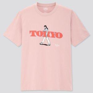 UniqloTokyo短袖