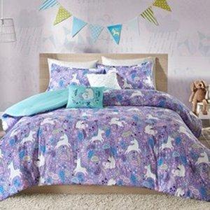额外7折macys.com 儿童床上用品特卖 家的温馨从居室开始