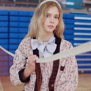€89收封面款小香风外套Sister Jane 开学季系列美衣热卖 校园风的正确打开方式