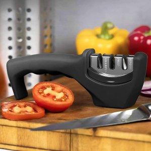 5.2折起 低至€6.29可收Amazon 磨刀神器闪促 适用多种刀具 轻松省力上手超简单