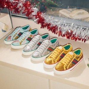 全场7折+包税 $469收Gucci小白鞋手慢无:LN-CC 逆天大牌鞋靴专场 Gucci、VLTN、BV都参加