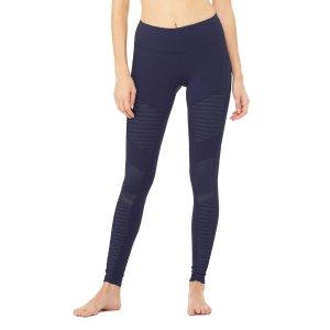 alo yoga中腰 legging