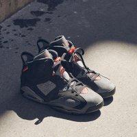 Nike Air Jordan VI x PSG联名