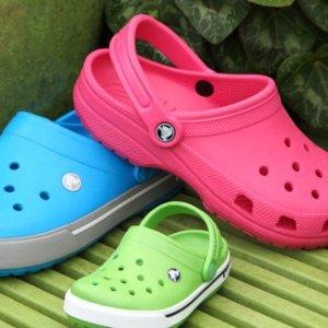 Last Day: Buy More Save MoreKids Footwear Sale @ Crocs