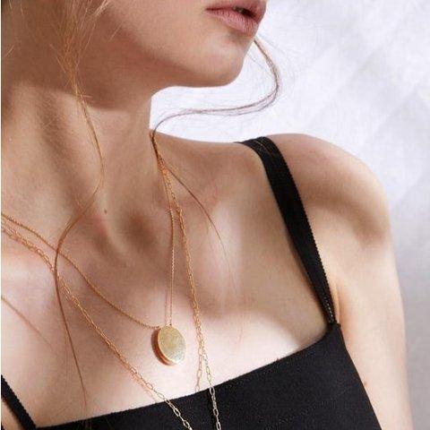 低至6折  $172收珍珠首饰2件套Tatiana  梦幻珍珠、贝母首饰限时促 复古少女风必备