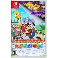 预购:《纸片马里奥:折纸王》Nintendo Switch 实体版