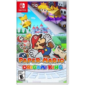 $39.99Paper Mario: The Origami King - Renewed