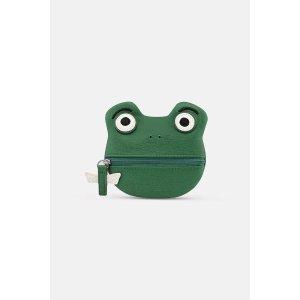 Cath Kidston青蛙钱包