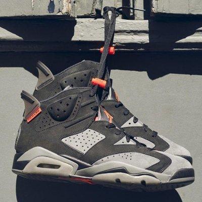 $225Air Jordan 6 x PSG Release