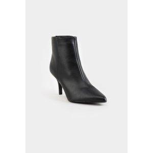 Francesca'sIsabella Kitten Heel Boot