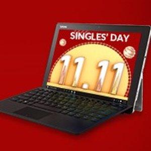 低至6折  Thinkpad轻薄折叠系列参加双11独家:Lenovo联想 精选笔记本电脑热卖